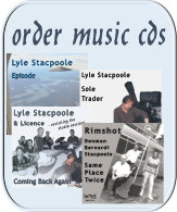 Order Lyle Stacpoole music cds and tutorials